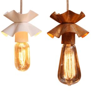 Frill Pendant Lamp
