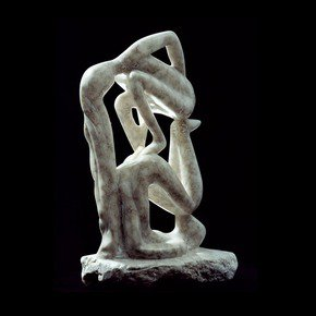 Amnon and Tamar Sculpture - 