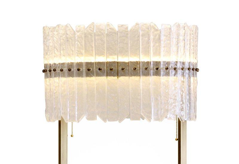 Piantana con tavolino josephine floor lamp marioni treniq 2