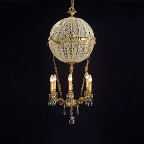 Belle Epoque Suspension Lamp - Magna Lighting LTD - Treniq