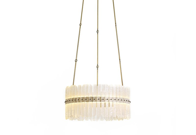 Sospensione josephine suspension lamp marioni treniq 1