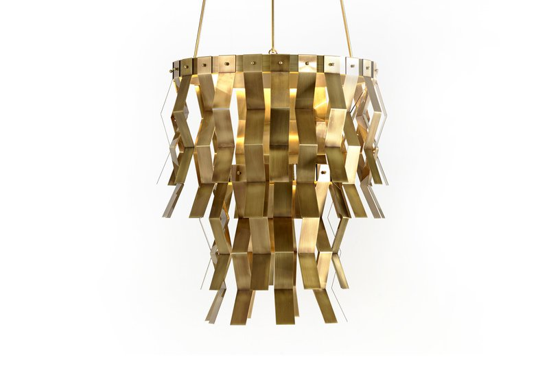 Sospensione veronica suspension lamp marioni treniq 2