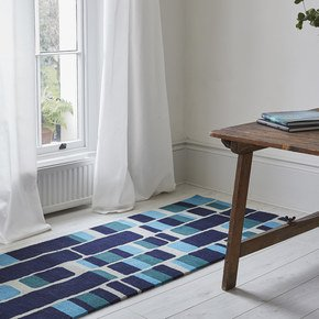 Cultivate Geometric Vertical Stripe Contemporary Rug