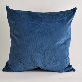 Amazing Jumbo Cushion (Blue)