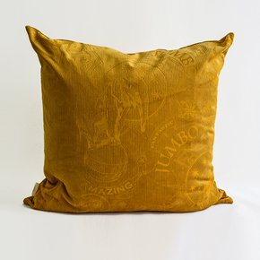 Amazing Jumbo Cushion (Mustard)