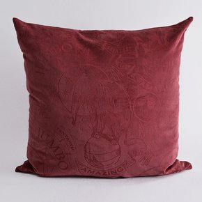 Amazing Jumbo Cushion (Raspberry)