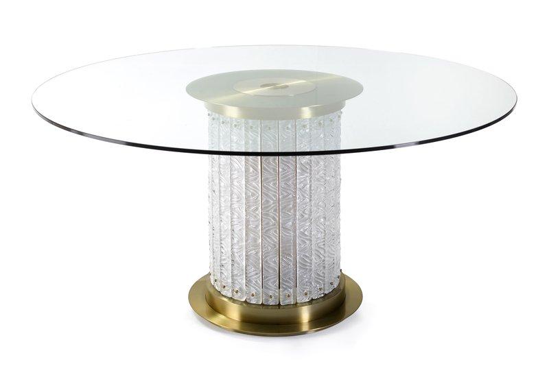 Tavolo rotondo howard center table marioni treniq 2