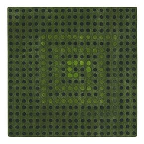 Food Collection - Square Rug