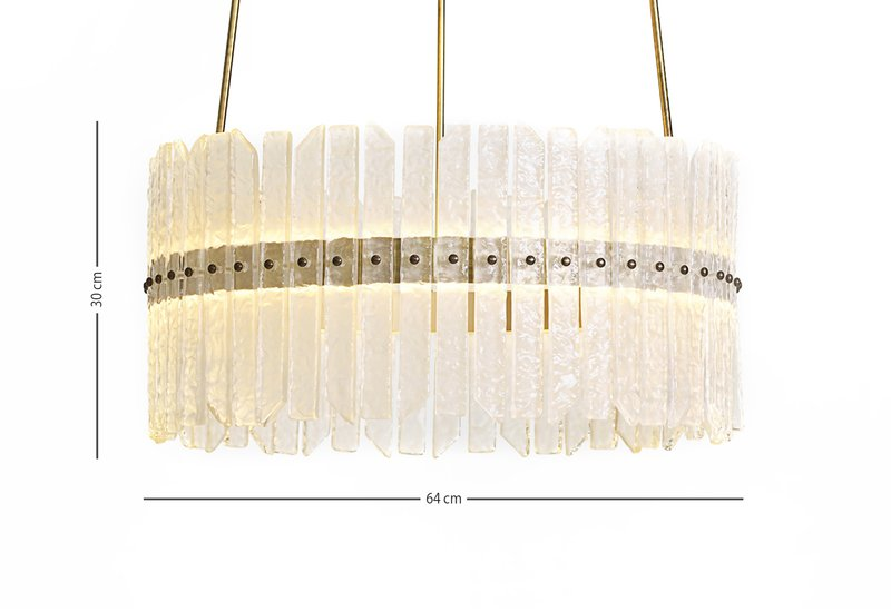 Sospensione josephine suspension lamp marioni treniq 6