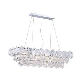Stella 3 Light Chandelier - Avivo Lighting - Treniq