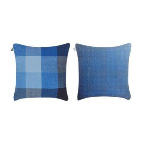 Gradient & Squares Giant - Cushion Cover