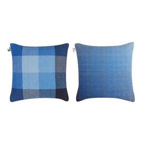 Gradient & Squares - Cushion Cover
