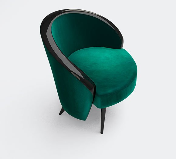 Emeral chair by muranti v4