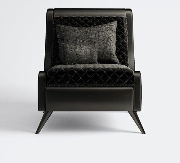 Jasper armchair by muranti v1