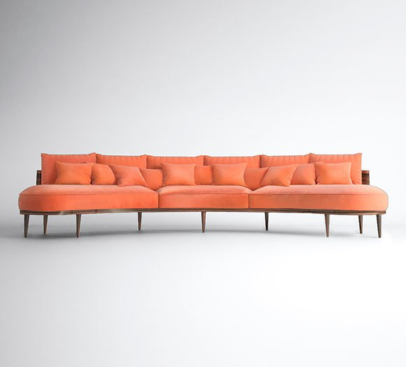 Carnelian sofa by muranti v2