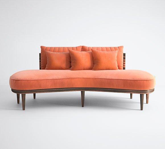 Carnelian two seat by muranti v1