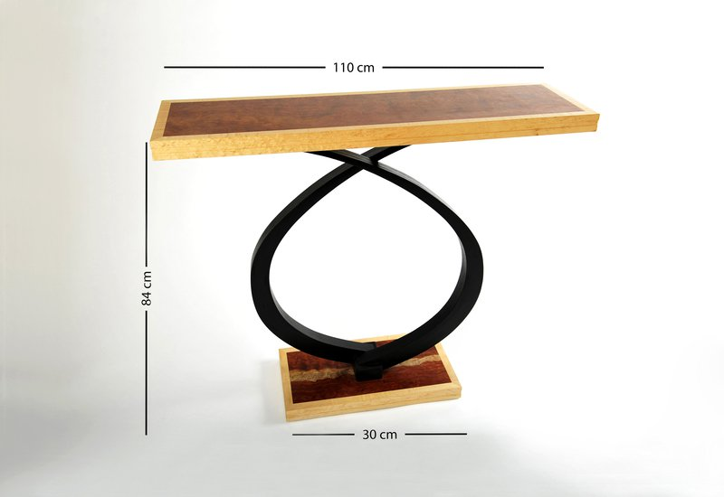Omega console table graham ikin 5