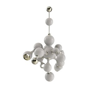 Atomic Suspension Lamp ll - Delightfull - Treniq