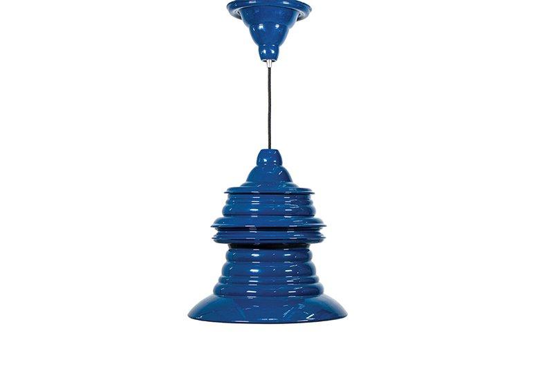 Sunglasses lamp landscape blue