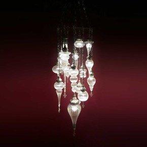 Elegance pyrex Ceiling Lamp