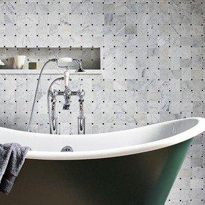 Basket Weave Carrera Mosaic - Sabbini & Co. -  Treniq