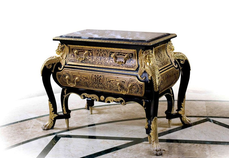 Louis xiv ormolu mounted commode antique taste treniq 4 1489575478636