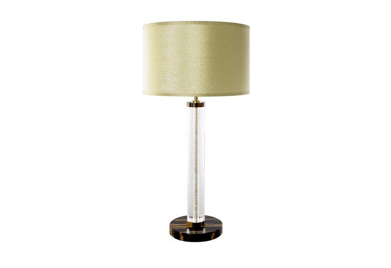 Halo tiger bamboo table lamp glenn stableford 1