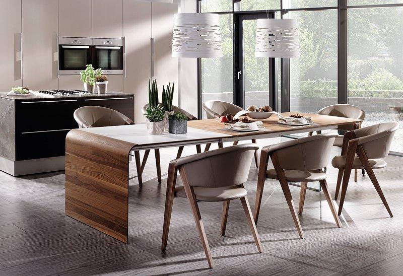 Spin designer armchair in walnut or oak imagine outlet  treniq 2 1489603998609