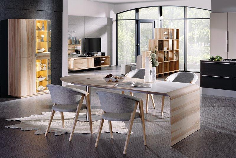Spin designer armchair in walnut or oak imagine outlet  treniq 8 1489604079661