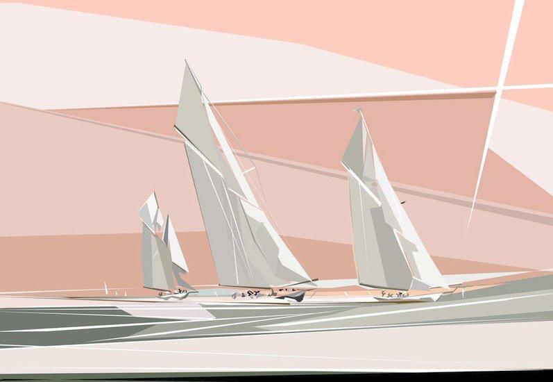 J class historic yachts thompson gallery treniq 1