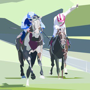 DM Horse Racing - Thompson Gallery - Treniq