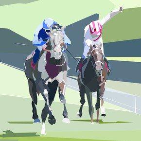 DM Horse Racing - Thompson Gallery - Treniq
