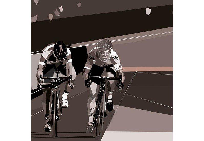 Deco metric cycling thompson gallery treniq 1