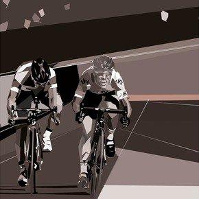 Deco Metric Cycling - Thompson Gallery - Treniq