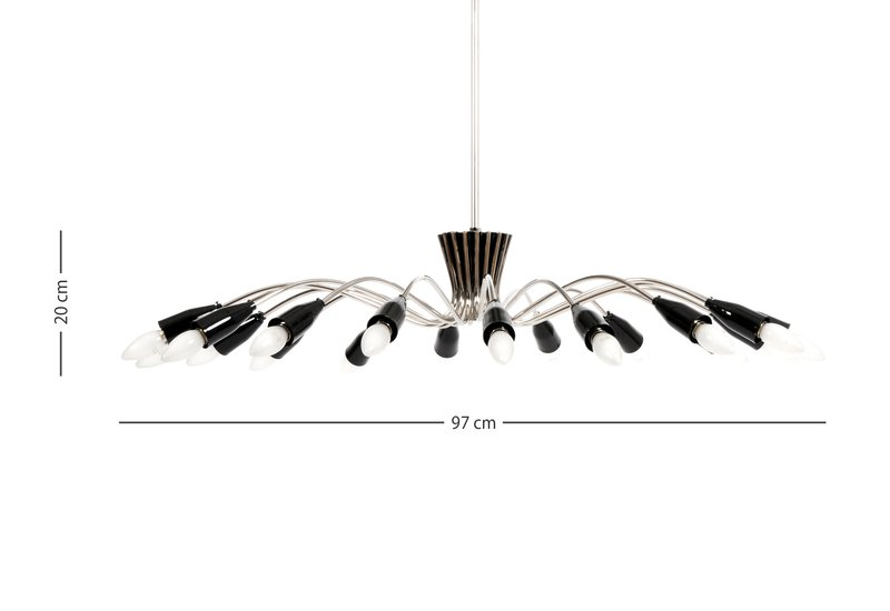 Norah suspension lamp delightfull treniq 6