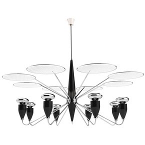 Peggy Suspension Lamp - Delightfull - Treniq