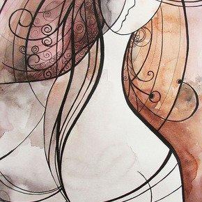 Femininity-Original-Art_Lanagraphic_Treniq_0