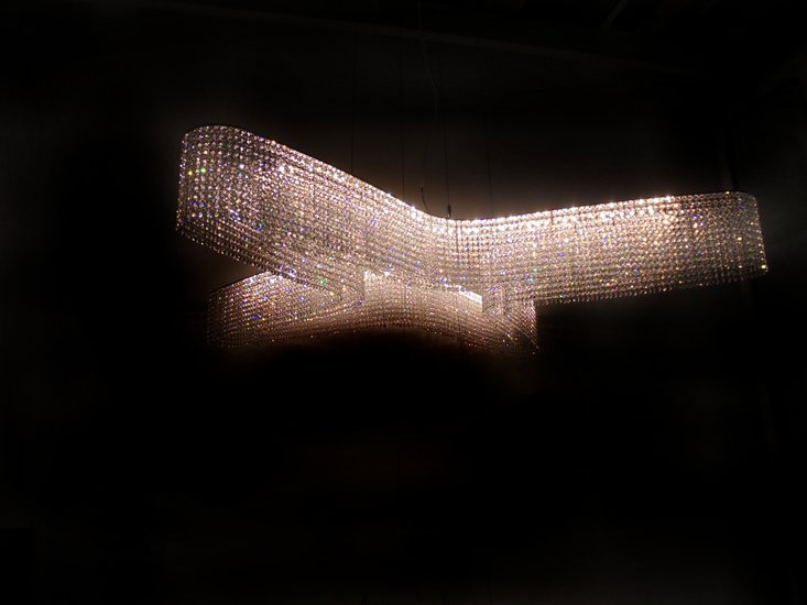 Star four point chandelier small cryst ltd. treniq 5 1490197769409