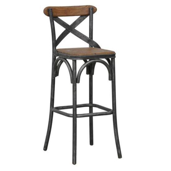 Bar height cross back chair shakunt impex pvt. ltd. treniq 1 1490265000284