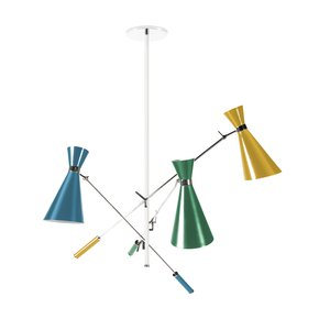 Stanley Suspension Lamp - Delightfull - Treniq