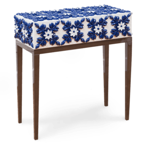 Blue-Side-Table_Bat-Eye_Treniq_0