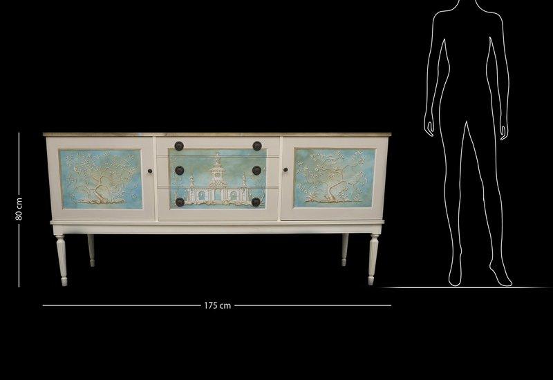 Chinoiserie sideboard kensa designs treniq 8