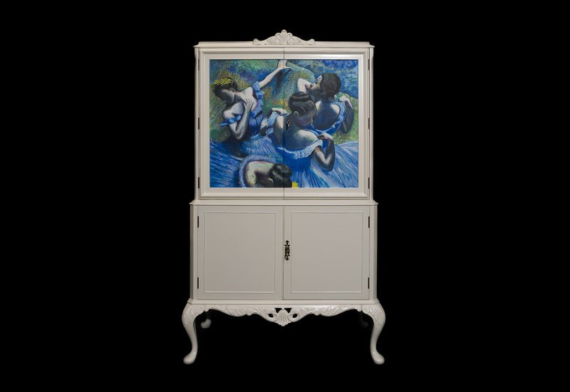 Degas cabinet kensa designs treniq 1