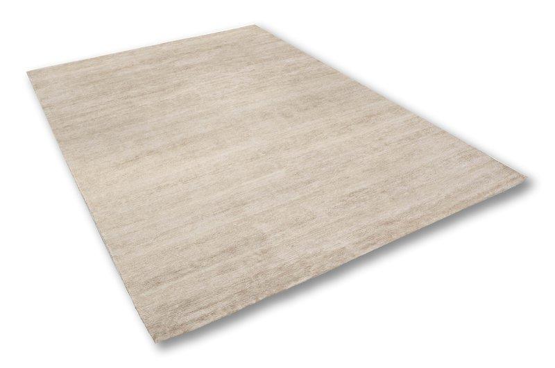 Bamboo silk rug   soft gold  atelier lane treniq 1 1490315655685