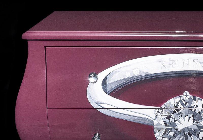 Diamond ring sideboard kensa designs treniq 3