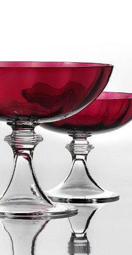 Alzate glass   large   red by nason moretti blue ribbon treniq 1 1490369393495