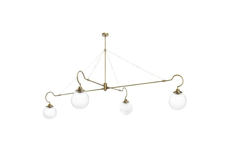 Floren 4 arm lamp cto lighting treniq 1