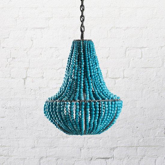 Lim chandelier   teal   medium  atelier lane treniq 2 1490658857750