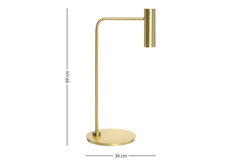 Heron table lamp cto lighting treniq 5