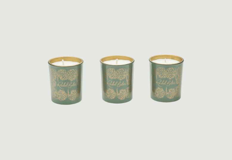 Botanical candle   mini set rachel bates interiors ltd treniq 1 1490714548541